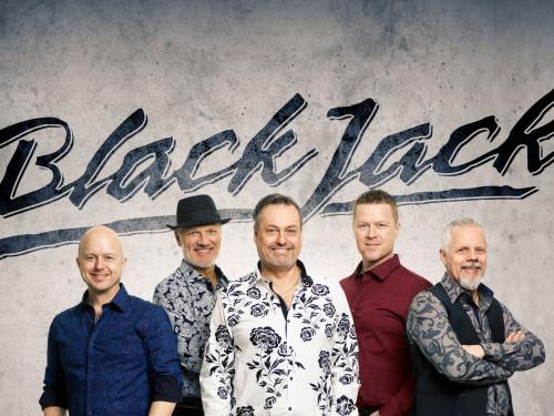 Inställt - Dans till Black Jack